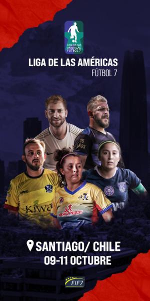 Liga das Américas 2021