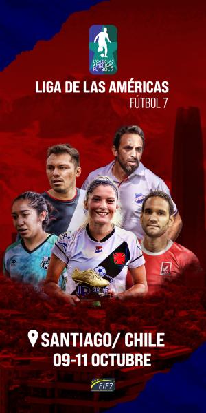 Liga das Americas 2021 B