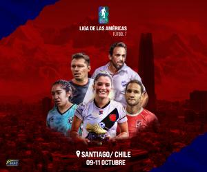 Liga das Américas 2021 B